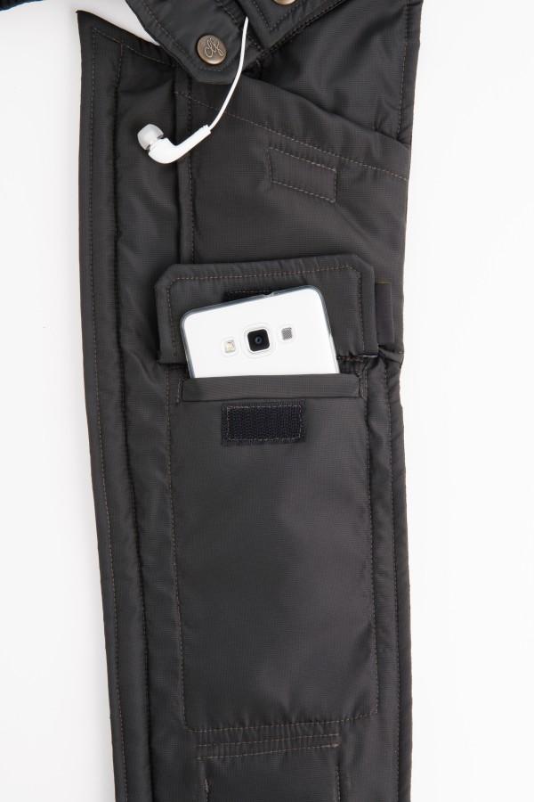 Neckbag Grey Hound Smartphone