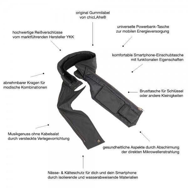 GreyHound-Neckbag-Detailbild